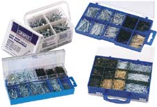 More info on Nail, Pin & Tack Assortments