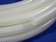 More info on Clear Braid Reinforced Silicone Hose